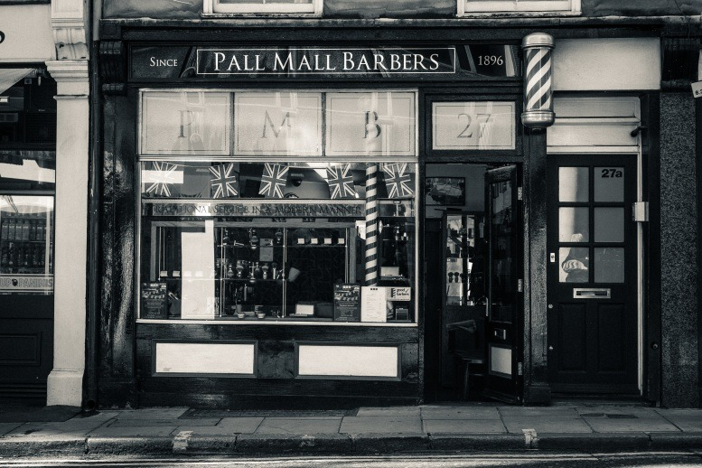 Pall Mall Barbers - The London School of Barbering