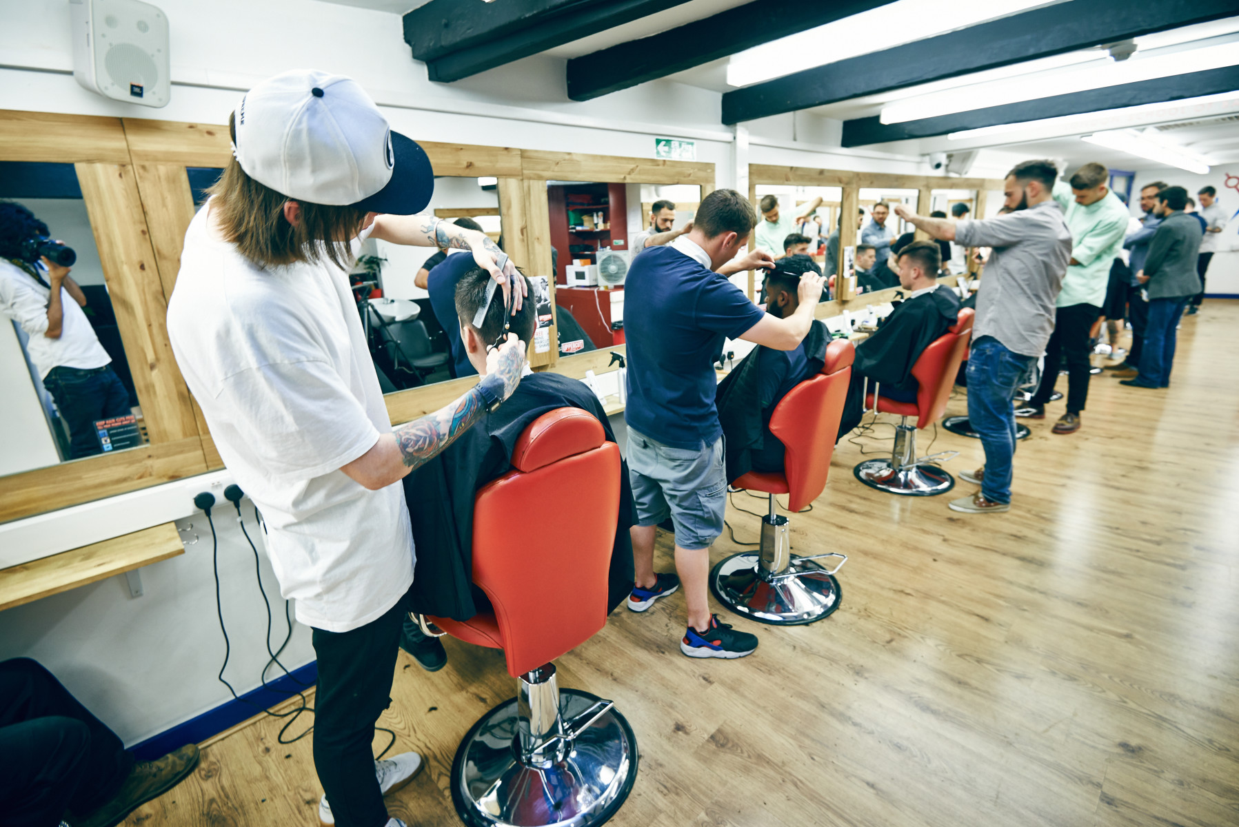 Barber Classes : NVQ barbering coursesBarbering NVQ level 2-London School of Barbering