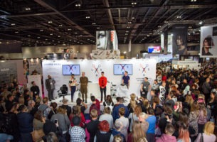 salon international 2016 london school of barbering