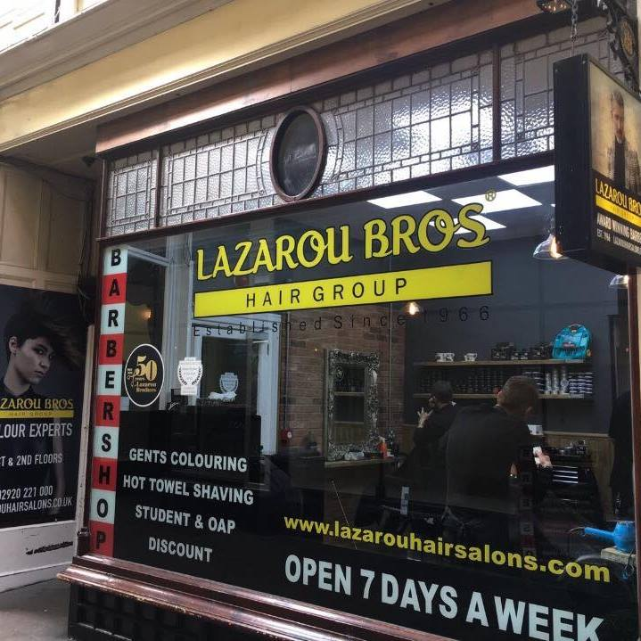Lazarou Barbers Cardiff Barber Shop Review Barbershops Listing