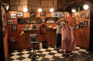 Barber shop Image