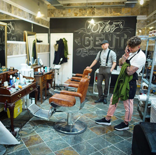 barber, barber courses, barber training course