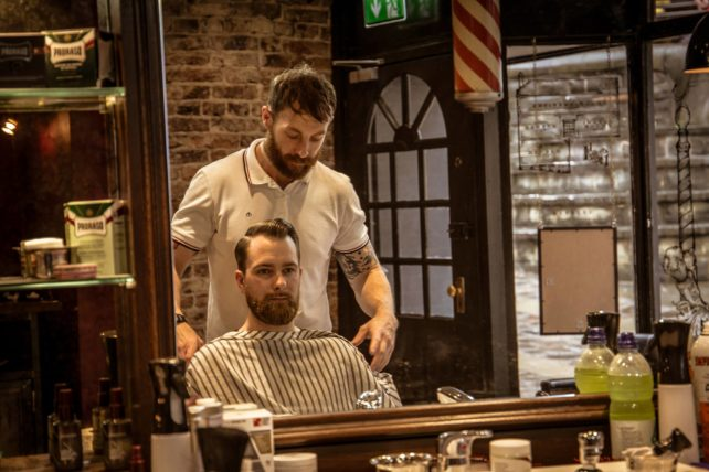 barber, barber career, barbering courses