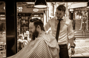 barber, barber career, barbering career