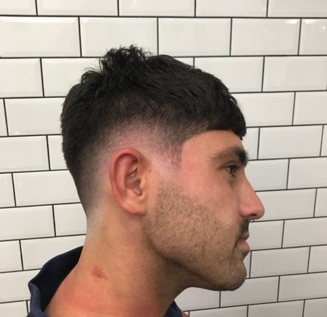barber, barbering courses