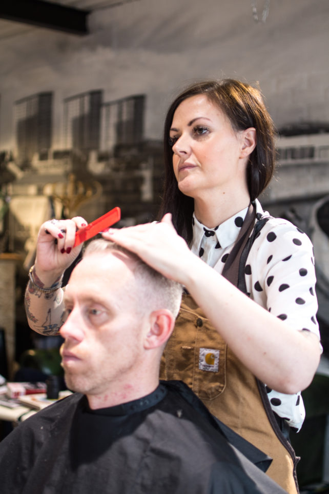 london school of barbering